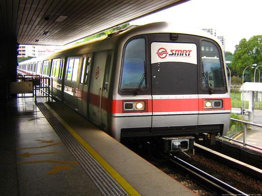 Rail transit in Singapore