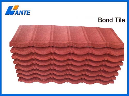 1300X420X0.4mm Roman Metal Roof Tiles Suitable for All Kinds of Building Roof Construction