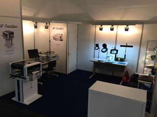 2015 Munich exhibition