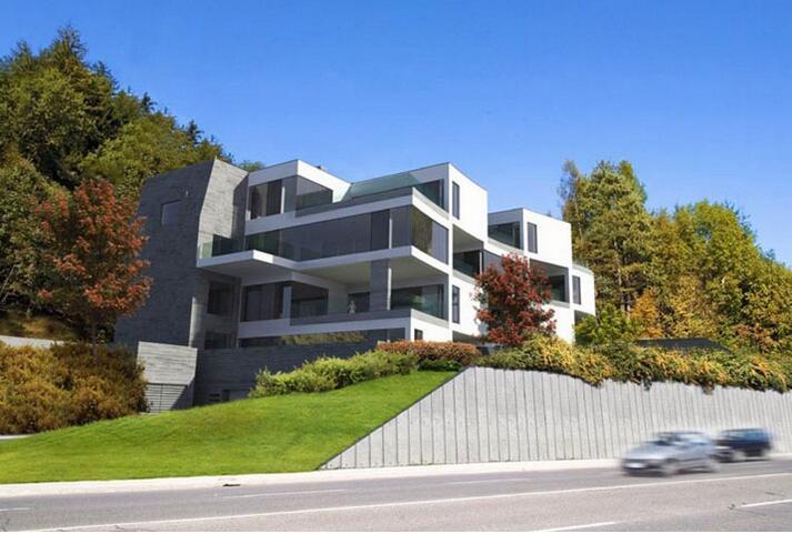 Project Name: Slovenia villa castle Location: Ljubljana, Slovenia