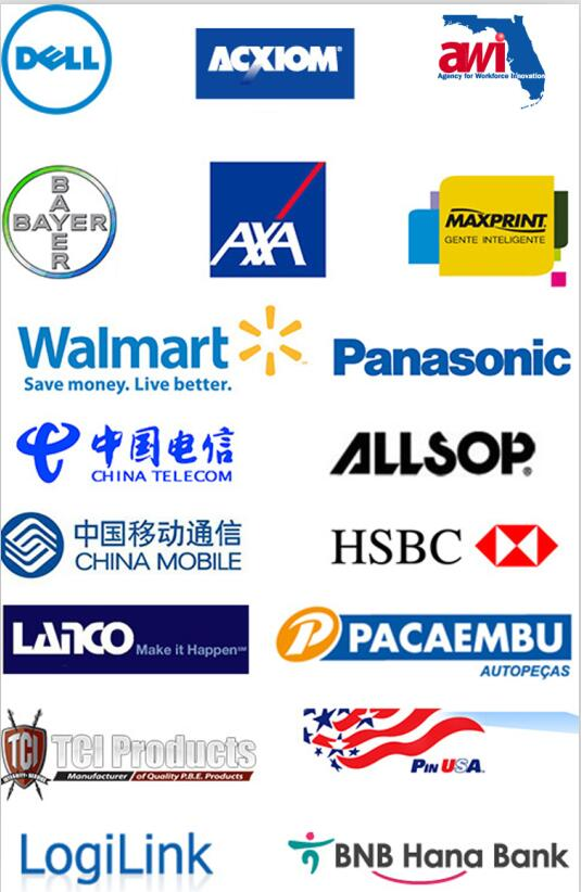 Some of B-ENJOY Partners