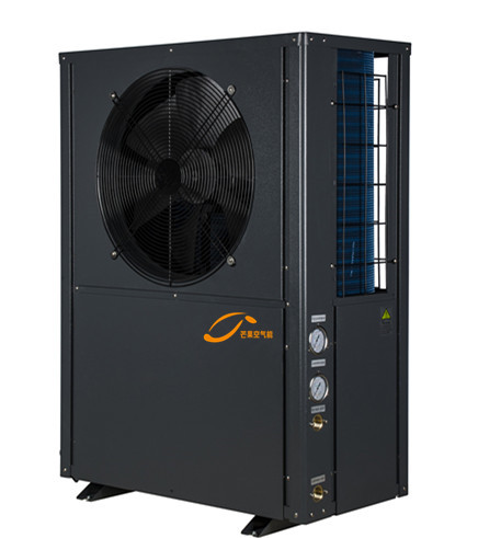 12kw Extramely cold -25C winter floor heating split EVI t hot water heater air source heat pump