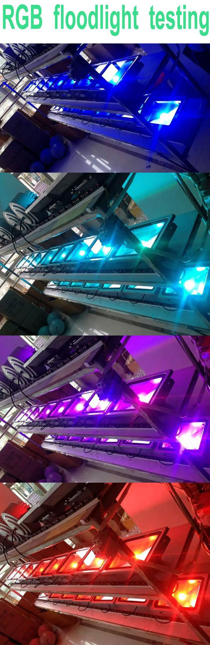 RGB Floodlight project