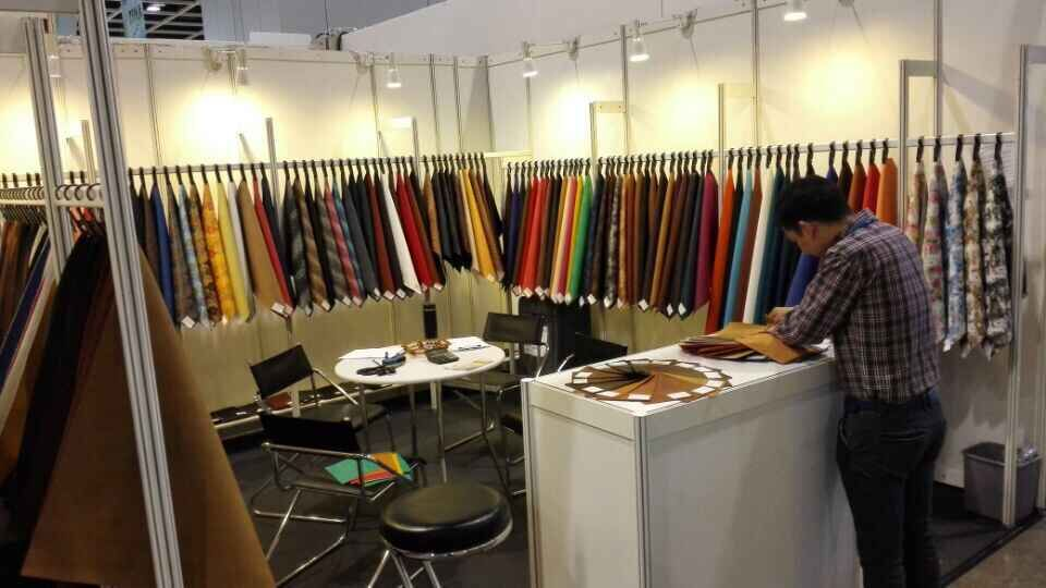 2015 Hongkong leather fair(Spring)