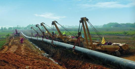 PetroChina West-East Gas Pipeline Project