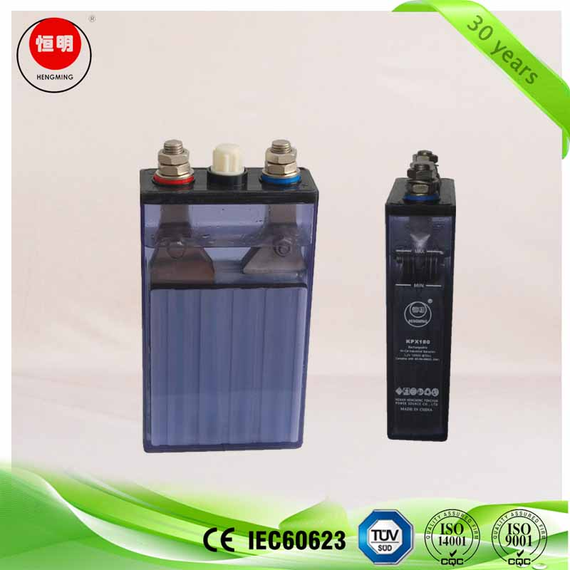KPX series super rate nickel cadmium battery