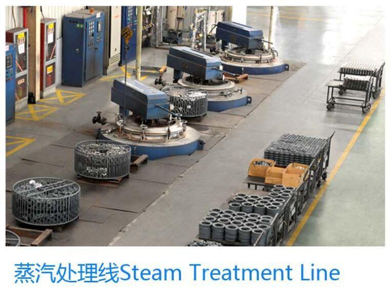Steam Treatment Line