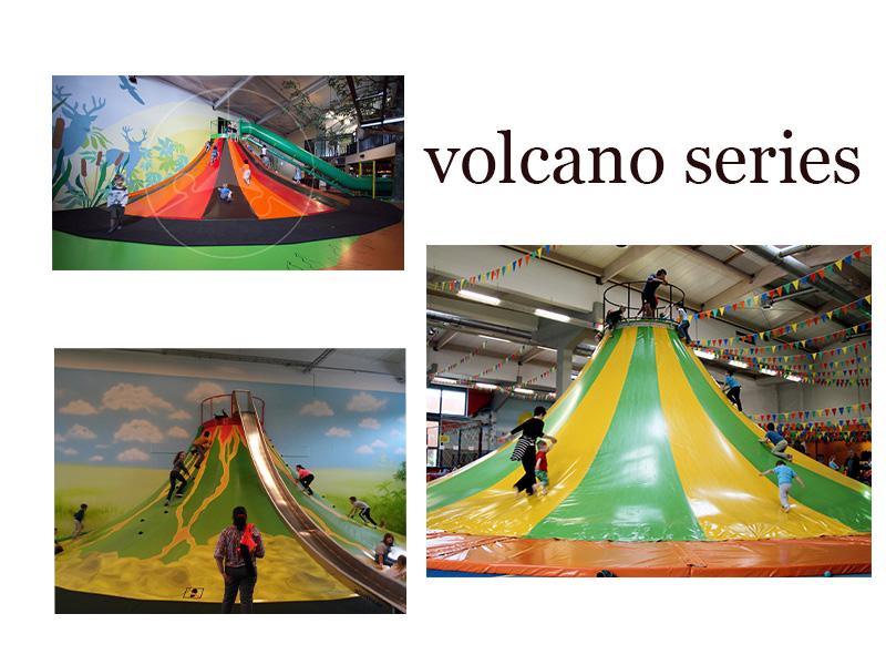 Volcano series