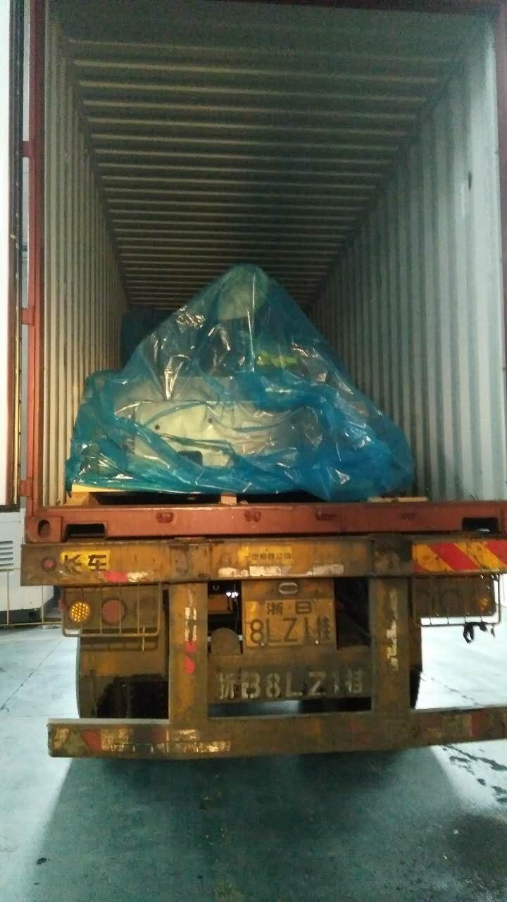 Delivery of Injection maching line