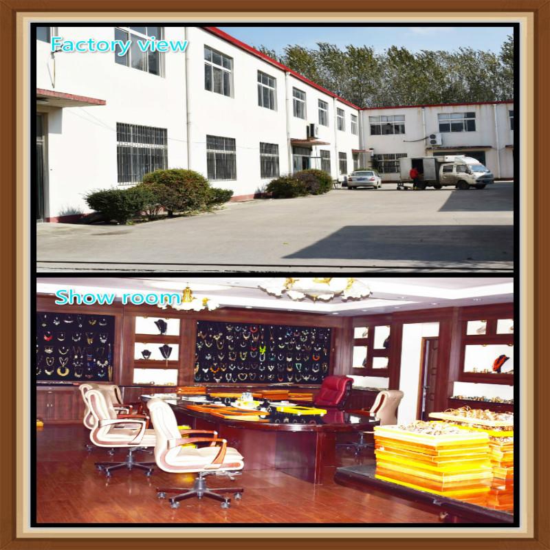 Qingdao Factory & Show room View