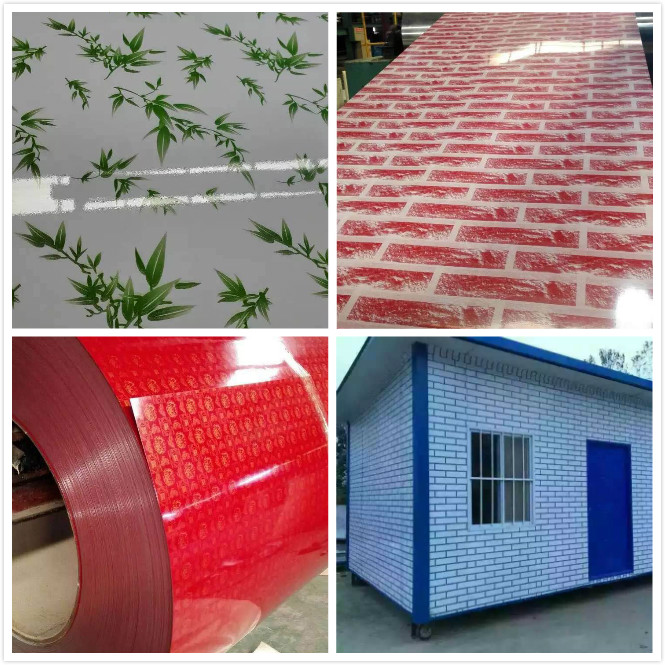 color steel tiles knowledge