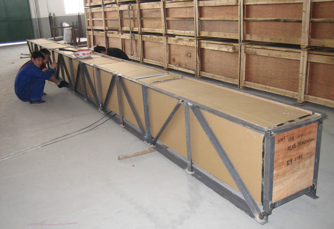 Steel Frame Box
