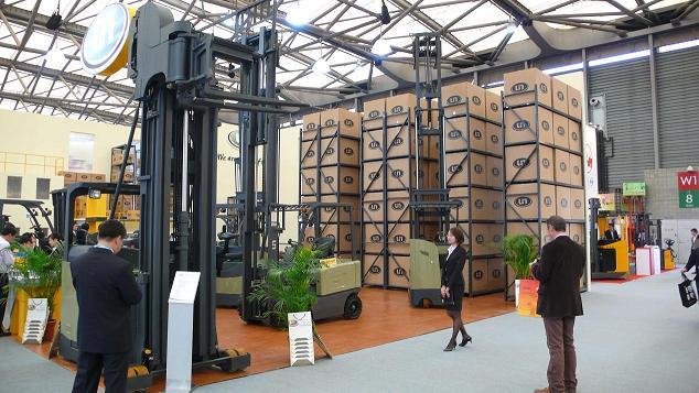 Shanghai Cemat Fair, 2009