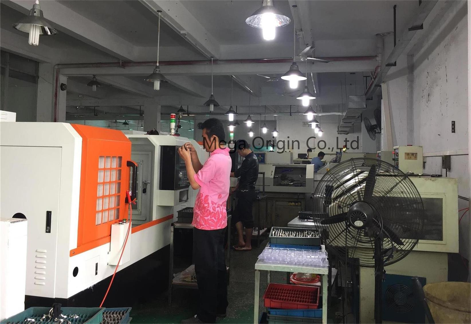 Stainless Steel Case Lathe Workshop