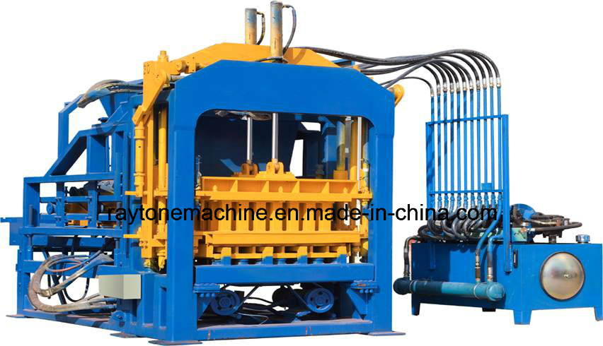 fully automatic block making machine