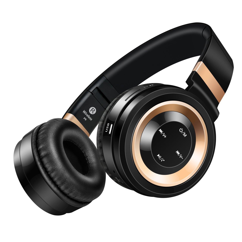 Head band Bluetooth Headohone