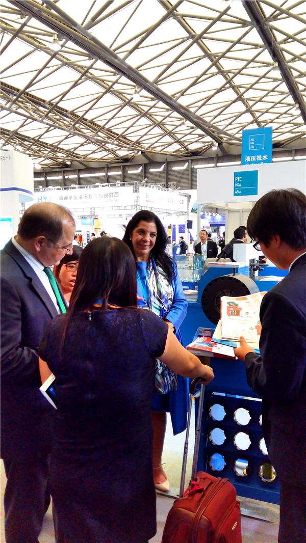 2015PTC fair shanghai