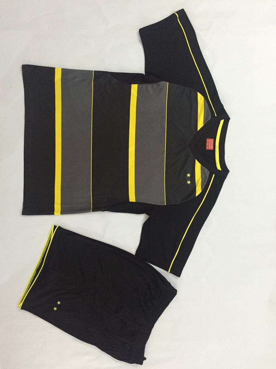 borussia away soccer kits