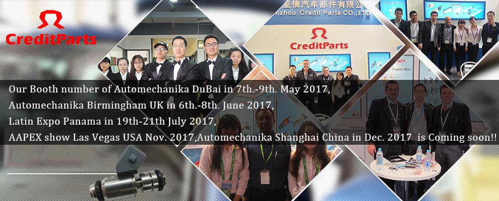 Automechanika Dubai in 7th - 9th.May 2017