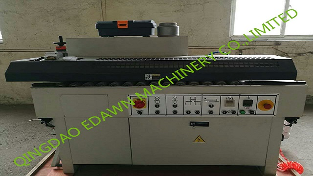 BJF115M model automatic edge banding machine