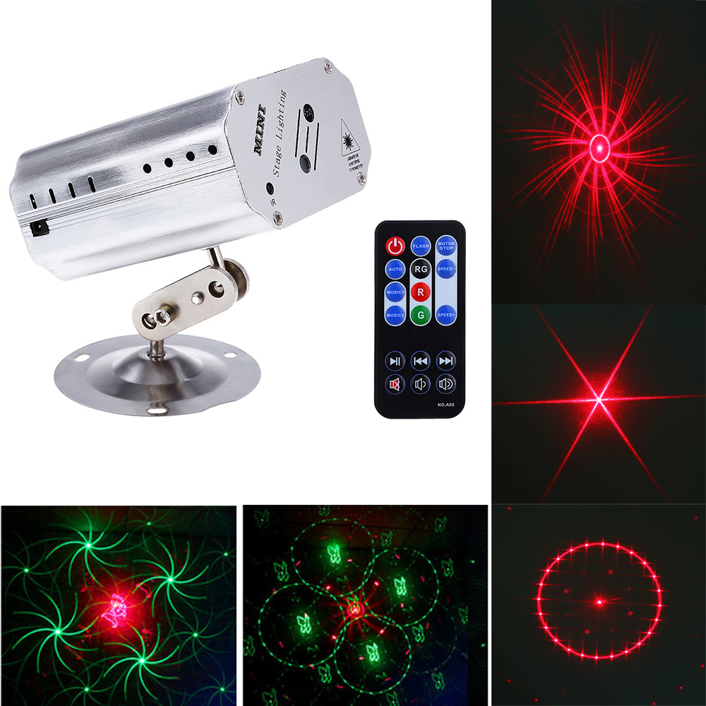 08 series wide range 12 patterns min laser light