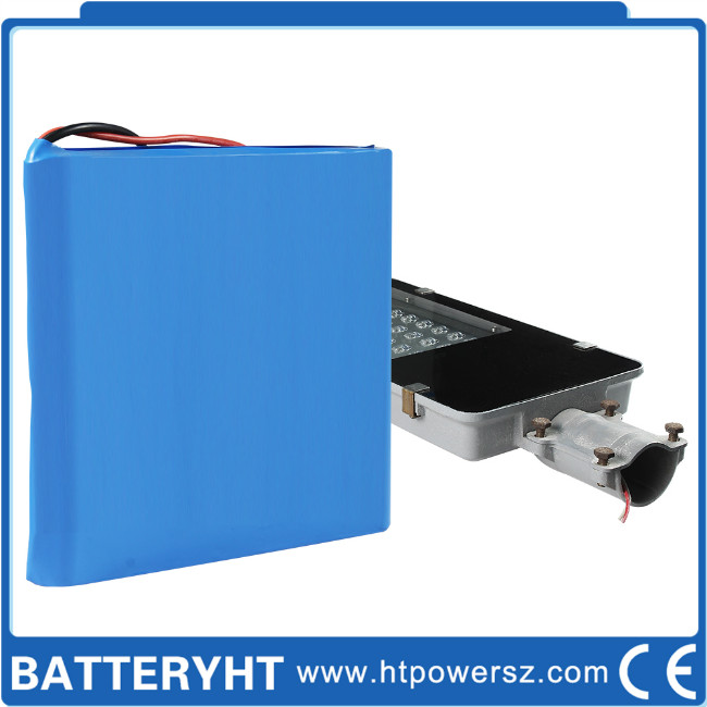 12V 40ah Cycle Lithium Solar Battery with Ce Certification
