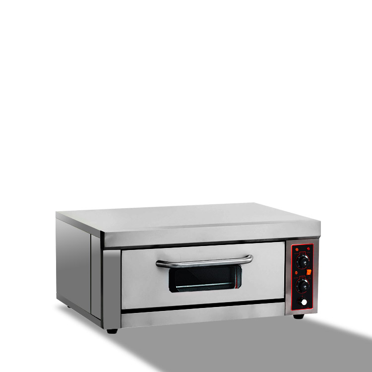 Single-layer one-tray gas oven