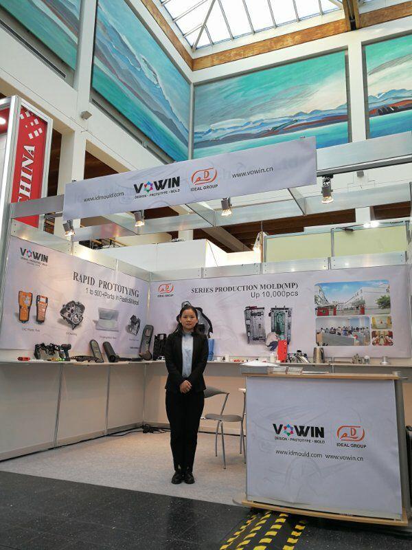 Fakuma Exhibition in Germany 2017