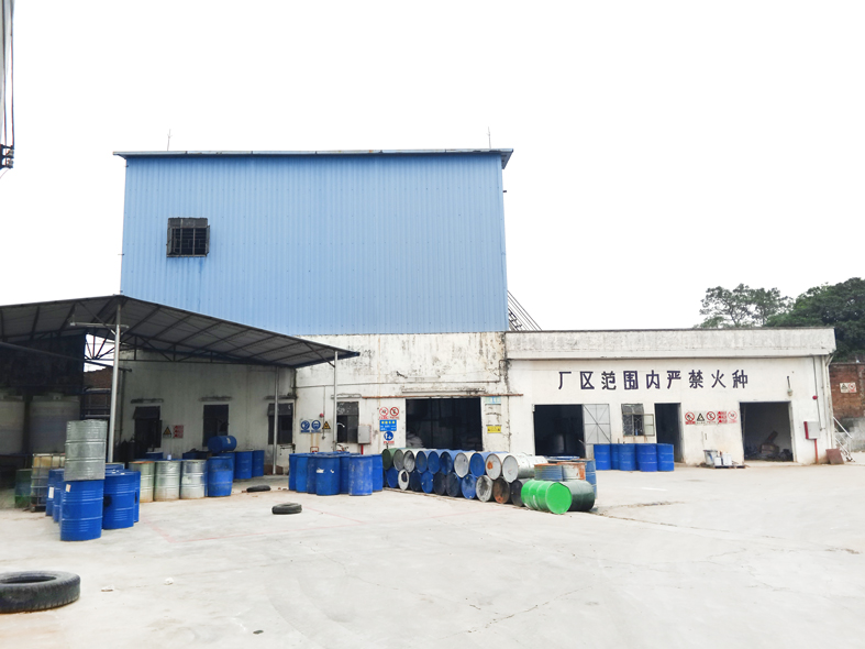 Resin Factory
