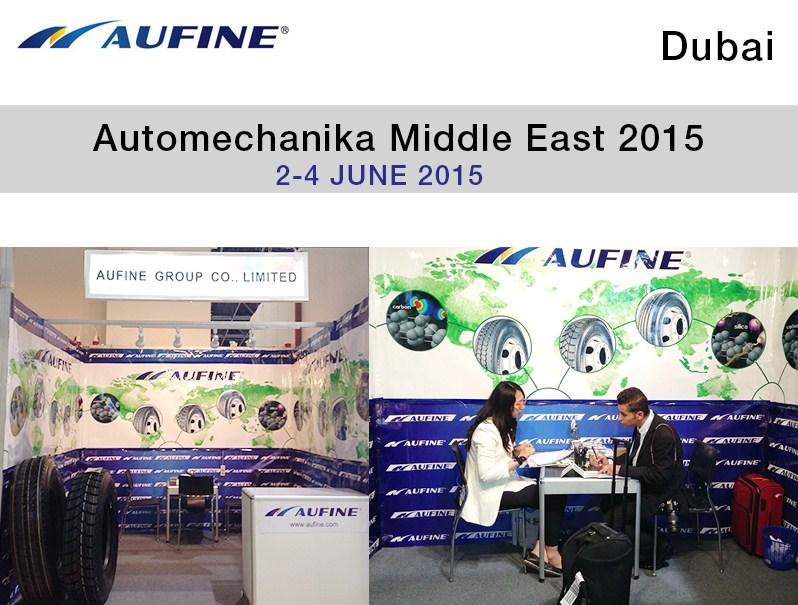 Automechanika Middle East 2015