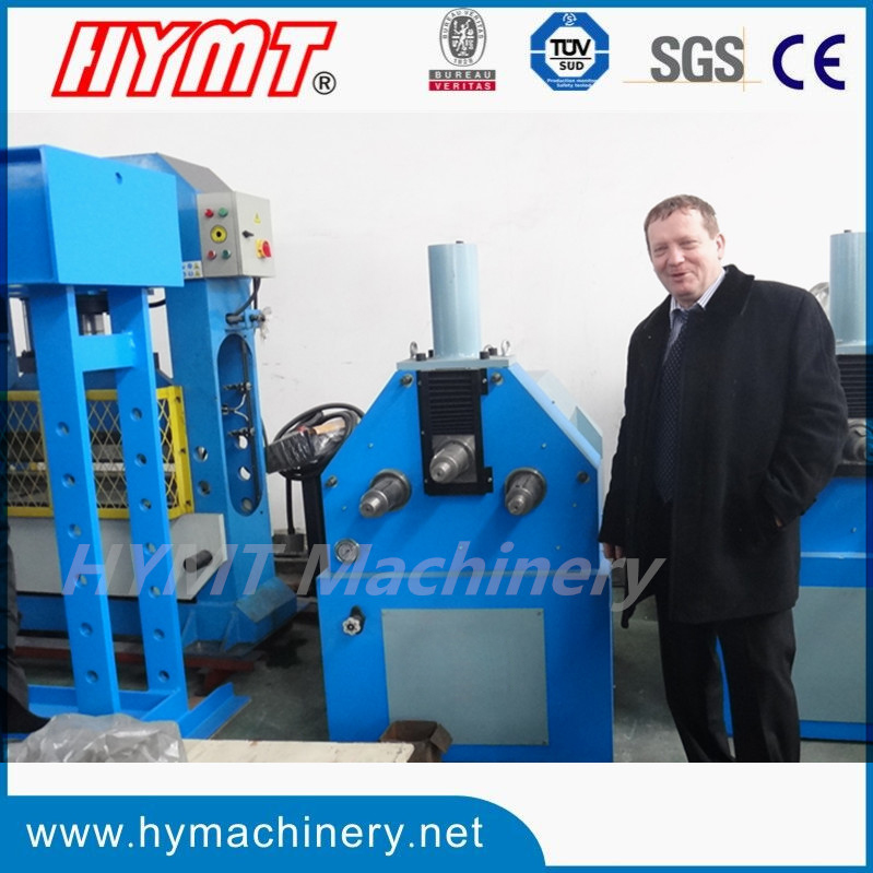 USA client for section bending machine