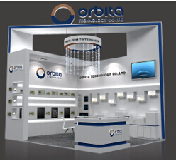 ORBITA PRESENTS AT DUBAI HOTEL SHOW 2014
