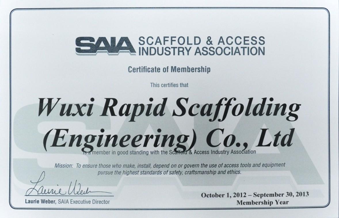 SAIA Membership