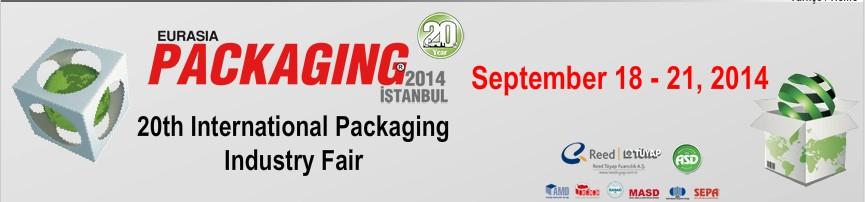 Eurasia Packaging Istanbul Fair 2014