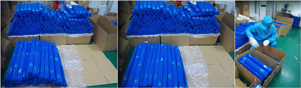 Inspection and packing products