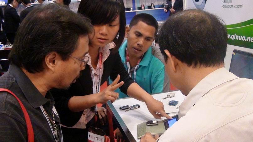 October, 2010 HK China Sourcing Fair