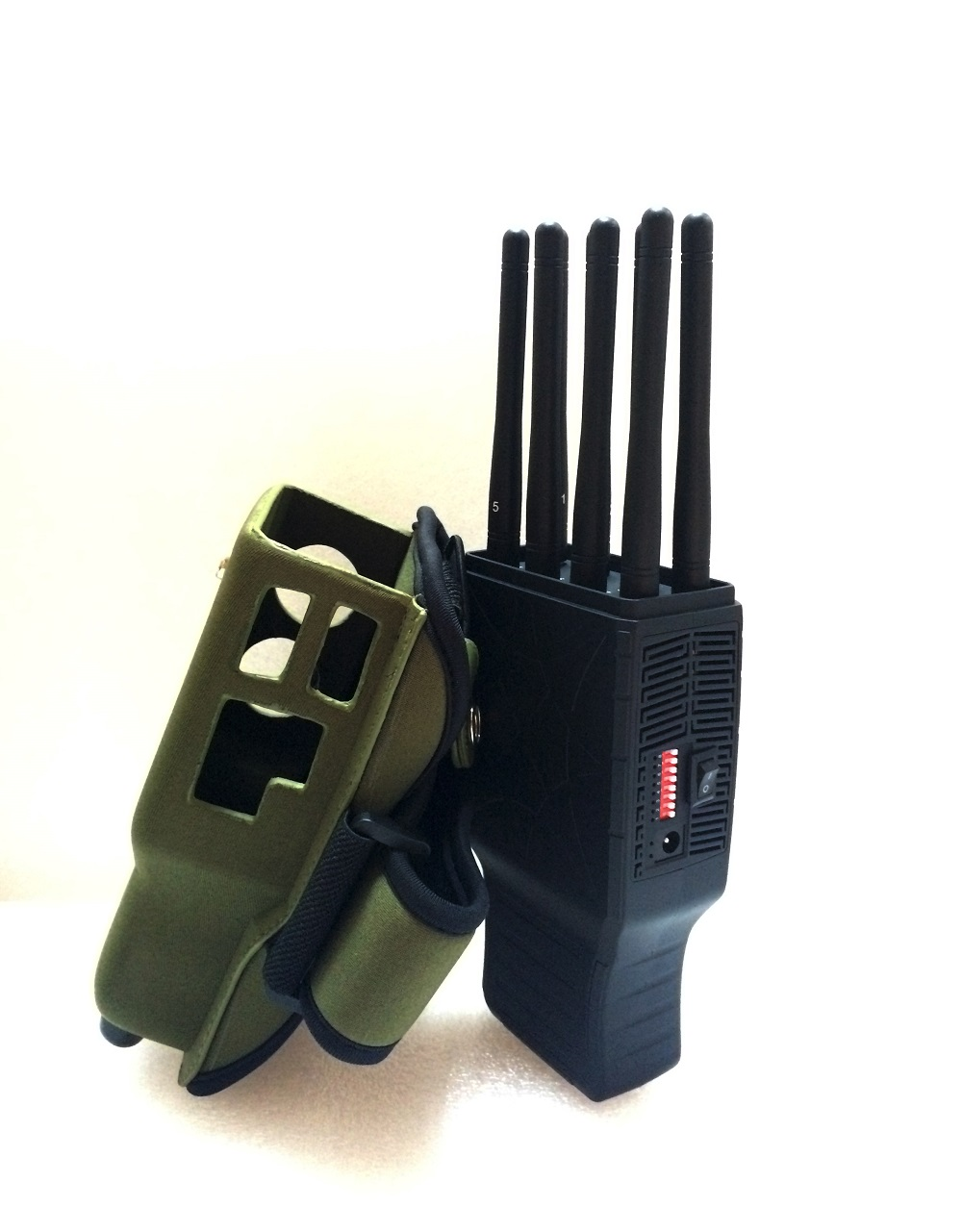 Hotsale Portable Cell Phone Jammer 8 Bands