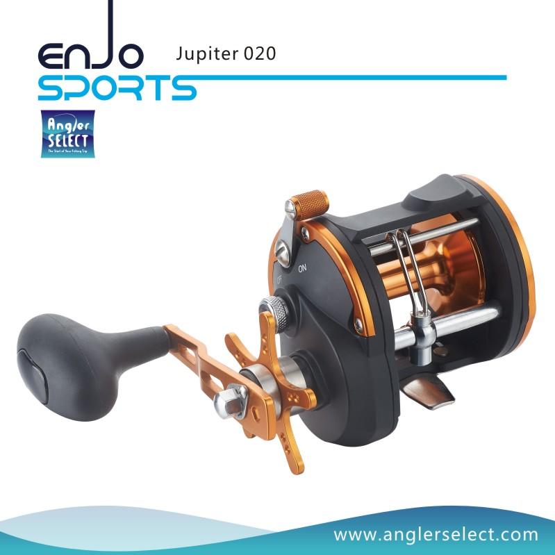 Jupiter 020 Trolling Fishing Reel