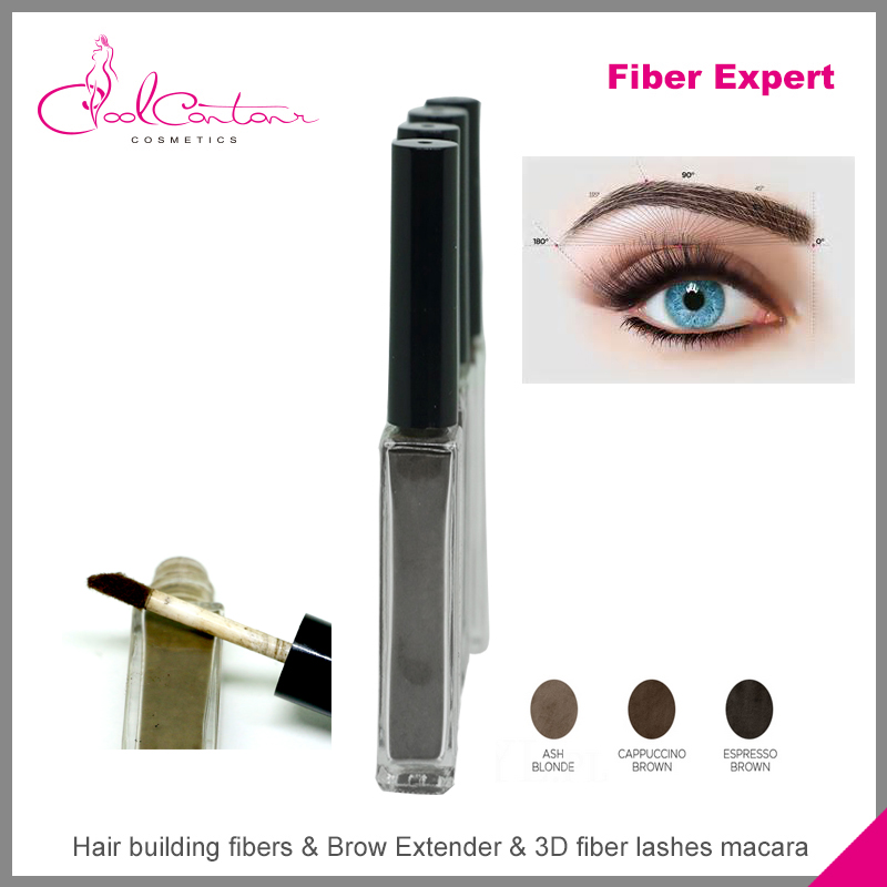 New product Eyebrow Builing Fibers Brow Extender