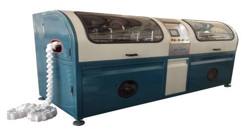 Auto pocket spring machine