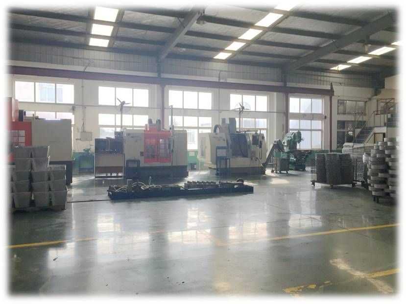 ISO 16949 Custom aluminum die catsing zamak die casting