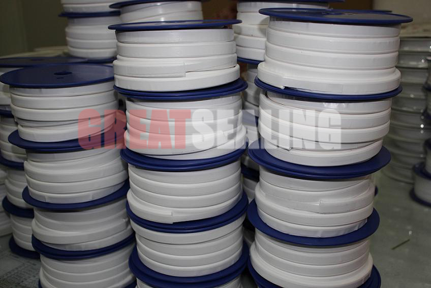 Expanded ptfe tape is the same quality as Gore's