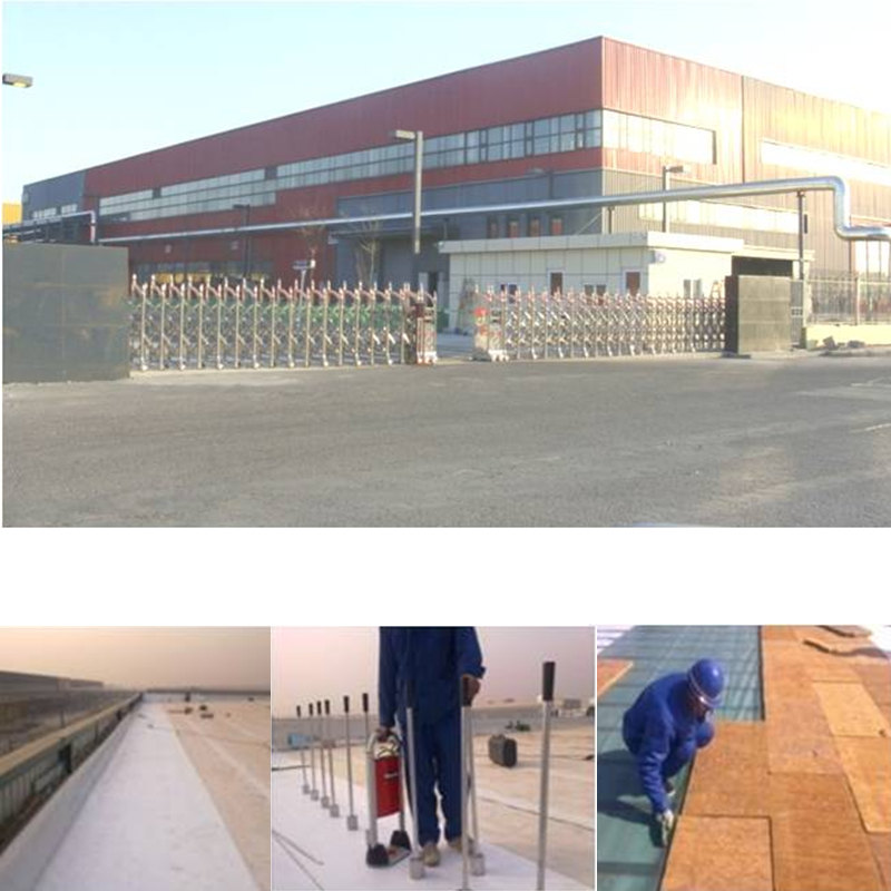 Foxconn Technology Group Precision Electronics Factory TPO ROOFING PROJECT