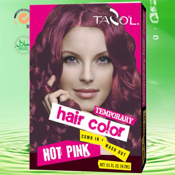 2013 new hair color /temporary hair color /washable hair dye/hair ...