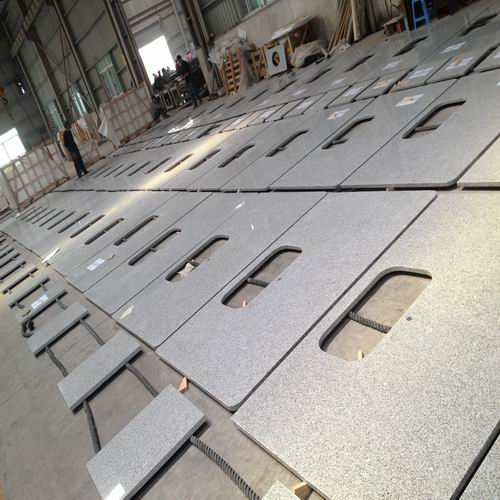 large quantity G603 countertop, slabs,tiles stock