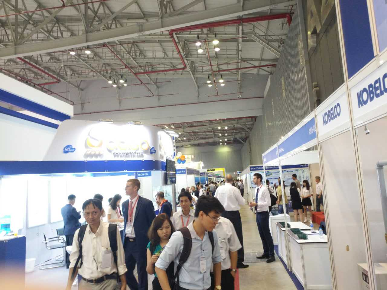 2016 HANOI EXHIBITION MTA in Vietnam