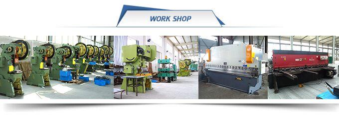 Stamping Parts Workshop