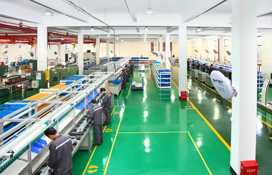 Door Machine Production Line