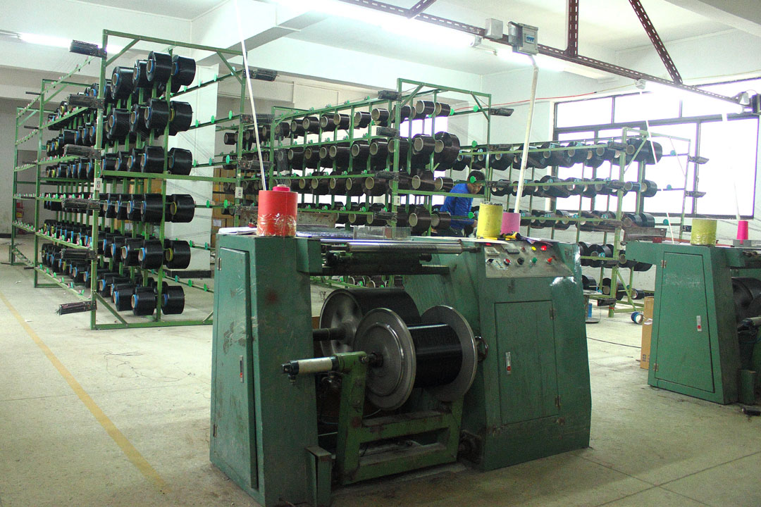Warp yarn workshop