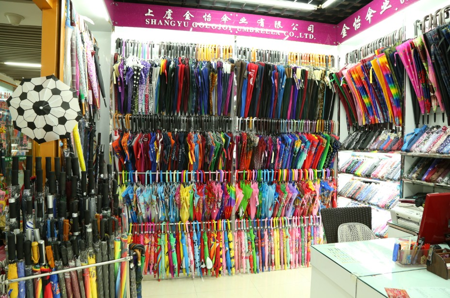 Our International Trade City Shop&Sample Room in Yiwu